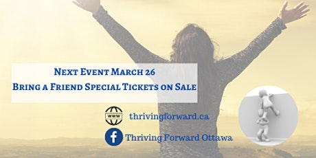 Thriving Forward - Community Gathering for Women - March tickets