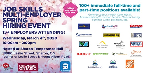 Multi-Employer Hiring Event