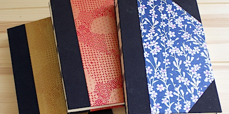 Crafts & Drafts: Intro to Bookbinding with Brent Nakamoto tickets