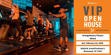 Orangetheory Fitness Aliana 1-Day Open House | Lowest Rates in Years! tickets