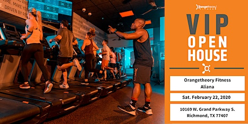 Orangetheory Fitness Aliana 1-Day Open House | Lowest Rates in Years!