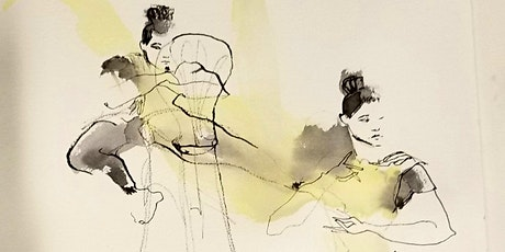NYC Drawing the Dance Workshop Session - March 7, 2020, Sat@12:30p.m. tickets