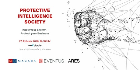 Protective Intelligence Society Tickets