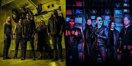 Meta X Tour: Carnifex & 3Teeth with The Browning, Skold