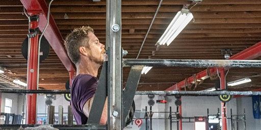 SOLD OUT: Strict Pull-Up Workshop