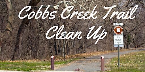 Cobbs Creek Trail Cleanup