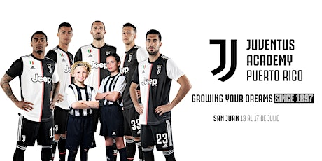 Juventus Training Camp San Juan tickets