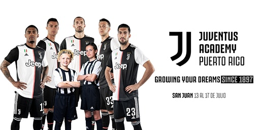 Juventus Training Camp San Juan