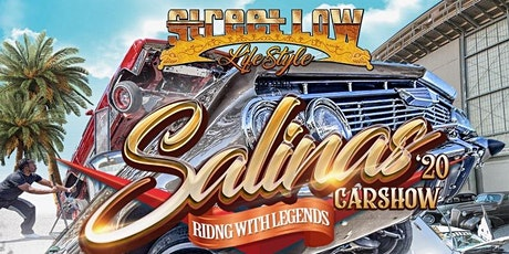 Thee  Midniters Streetlow Car Show Salinas California tickets