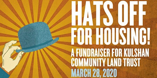 Hats Off for Housing! A fundraiser for KulshanCLT
