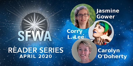 SFWA NW Portland Reading Series - April 2020 tickets