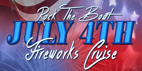 Rock the Boat: July 4th Fireworks Cruise Aboard the Spirit tickets