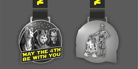 Star Wars 4 mile run - MAY THE 4TH tickets