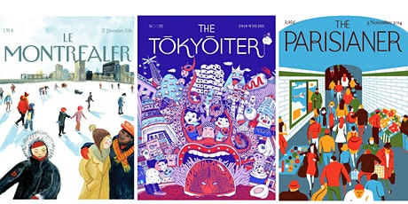 """VERNISSAGE / OPENING : """"Le Montréaler, un hommage au New Yorker"""" tickets"""