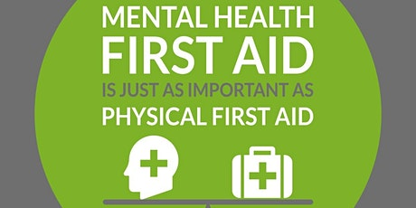 1- day Mental Health First Aid, Champion training, Reigate, Surrey tickets