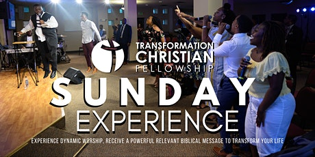 Transformation Sunday Experience ONLINE tickets
