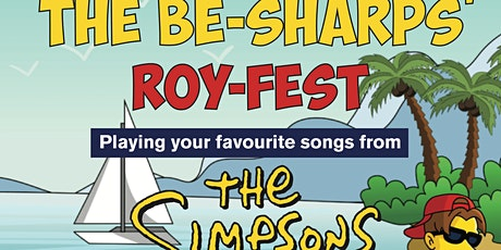 The Be Sharps' Roy-Fest tickets