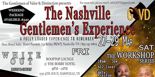 The Nashville Gentlemen's Experience