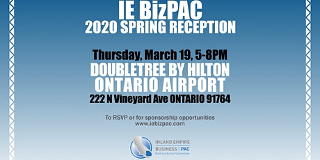 IE Business PAC 2020 Spring Reception tickets