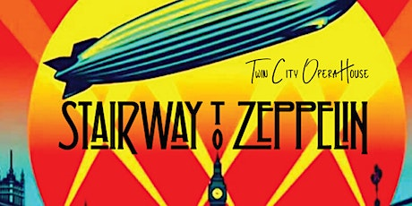 Stairway to Zeppelin tickets