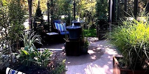 Courtyard and Patio Garden Workshop