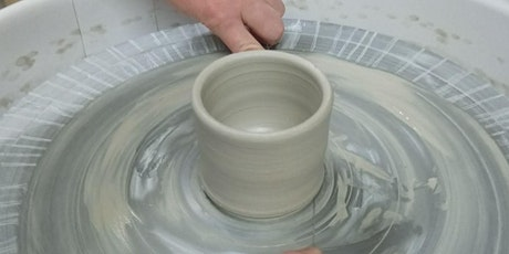 Ceramic Throwing Class tickets