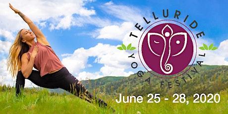 2021 Telluride Yoga Festival tickets