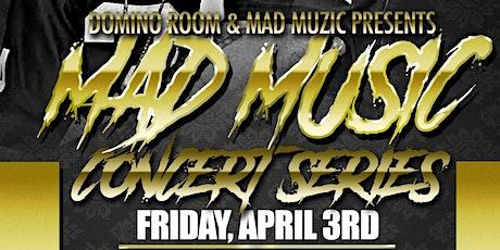 Mad Muzic Concert Series tickets