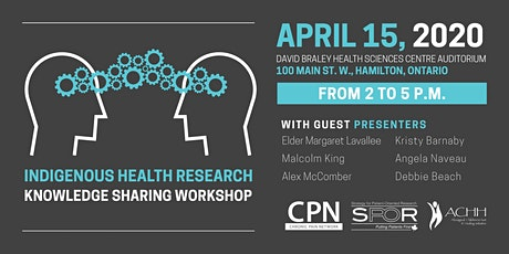 The Indigenous Health Research Advisory Committee (IHRAC) Workshop tickets