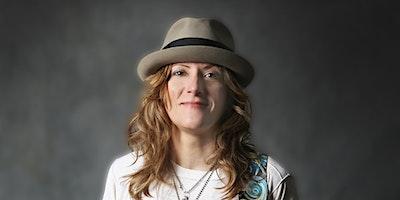 Michelle Malone w/ Rhoderic Land