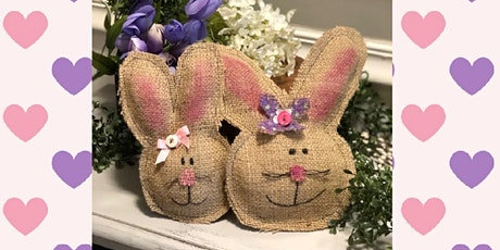 Bunnies Make and Take Workshop tickets