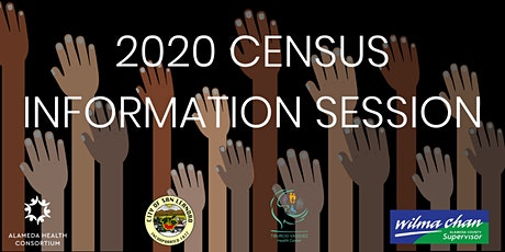 2020 Census: Informational Session tickets