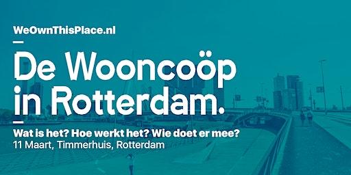 De wooncoöperatie in Rotterdam