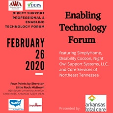 Enabling Technology Forum tickets