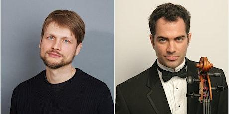 Lars Hoefs and Grisha Krivchenia: Cello and Piano Recital tickets