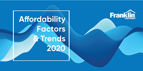 Affordability Factors & Trends 2020 tickets