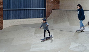 Skateboarding Lessons Club at The Loading Bay