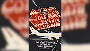 Court Street Company with Logan Vath and Holy Roller (RVA)