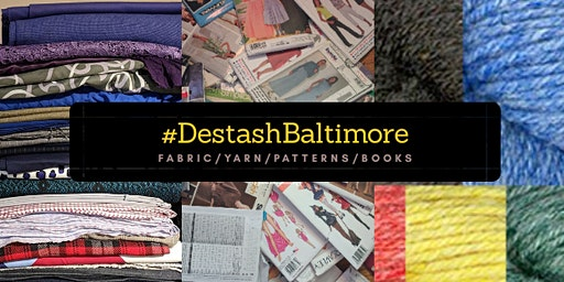 Destash Baltimore 2020: A Craft Swap