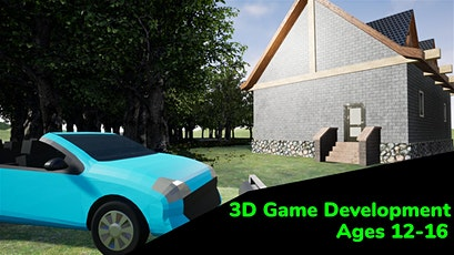 3D Game Development After School Program for Teens tickets