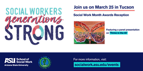 ASU Social Work Month Reception - Tucson tickets