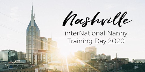 interNational Nanny Training Day Nashville
