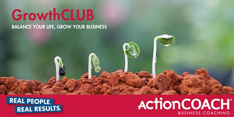 GrowthCLUB - Your 90 Day Business Planning Workshop tickets