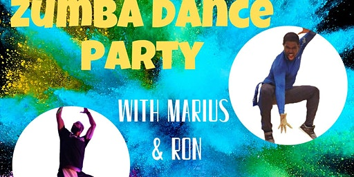 Zumba Dance Party with Marius & Ron