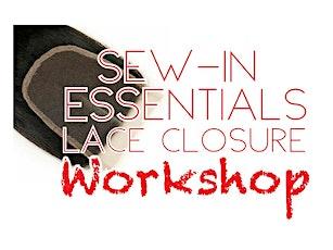 Sew-in Essentials Workshop tickets