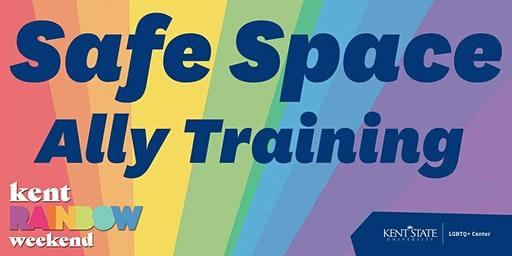 Safe Space: Ally Training / Kent Rainbow Weekend