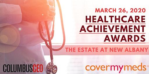 Columbus CEO's Healthcare Achievement Awards 2020