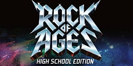SDSS Equinox Theatre Presents: ROCK OF AGES: HIGH SCHOOL EDITION tickets
