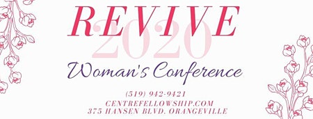 Revive 2020 Women's Conference
