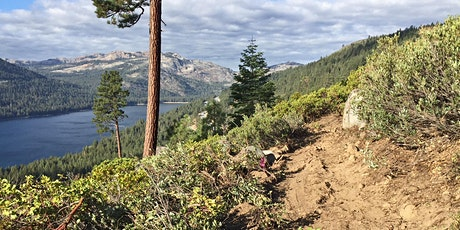 Donner Lake Rim Trail - Glacier Way to Drifter Hut tickets